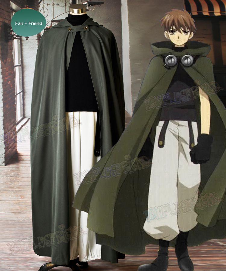 Cosplay Traje Inspirado En Tsubasa Reservoir Chronicle: Pin By Jessie Hu On Costume
