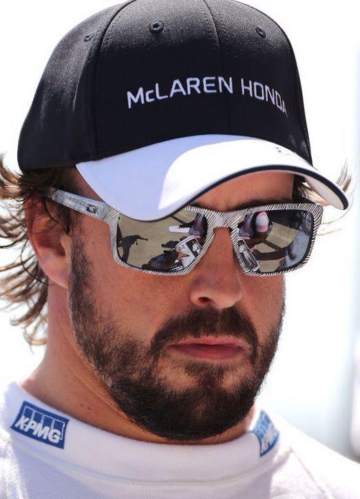 d813bf80082e4 Fernando Alonso Silverstone GP 2015 Gafas Oakley