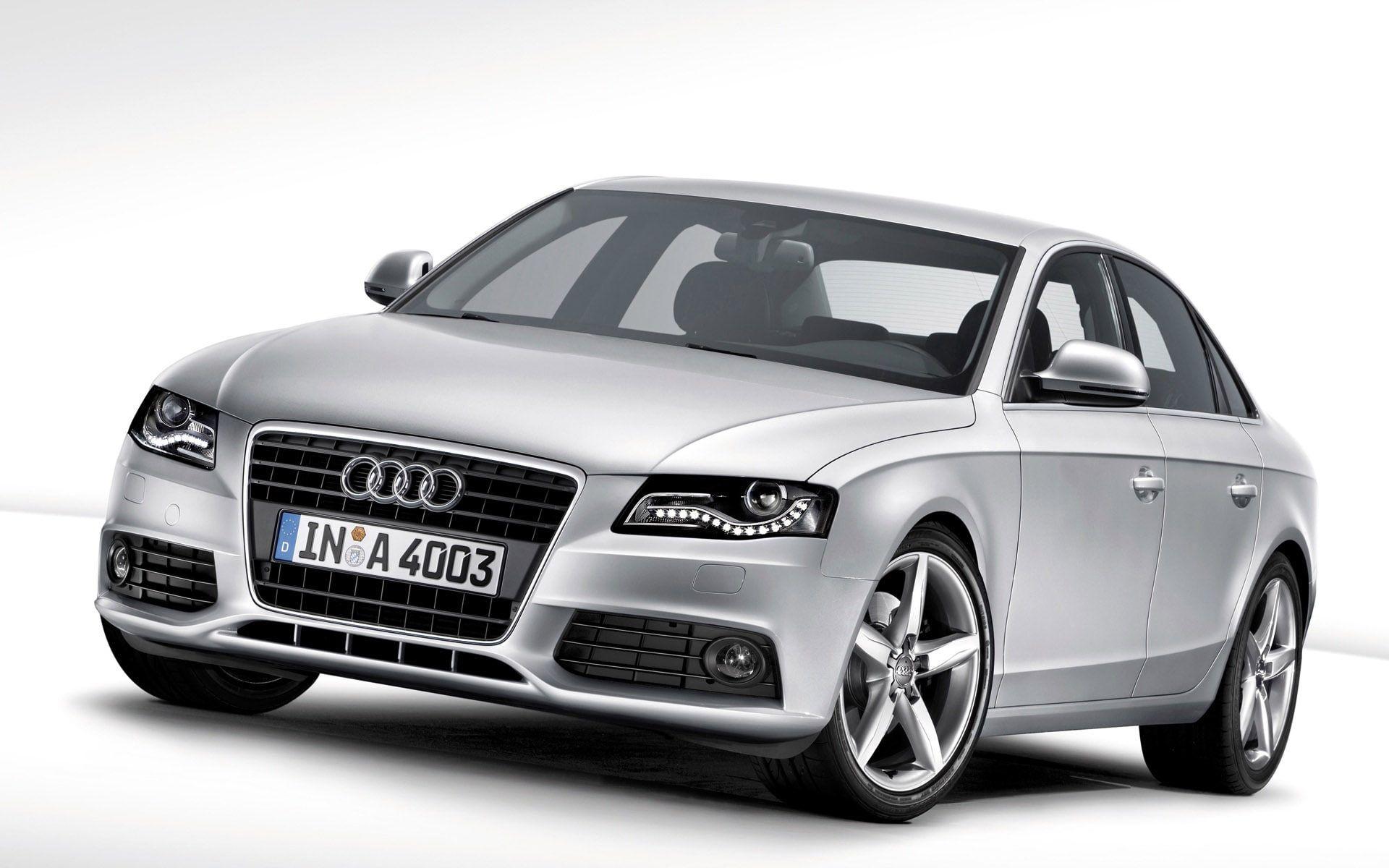 Audi A4 Car White Background Audi A4 Car White Background 1080p Wallpaper Hdwallpaper Desktop Audi Cars Audi A4 Audi