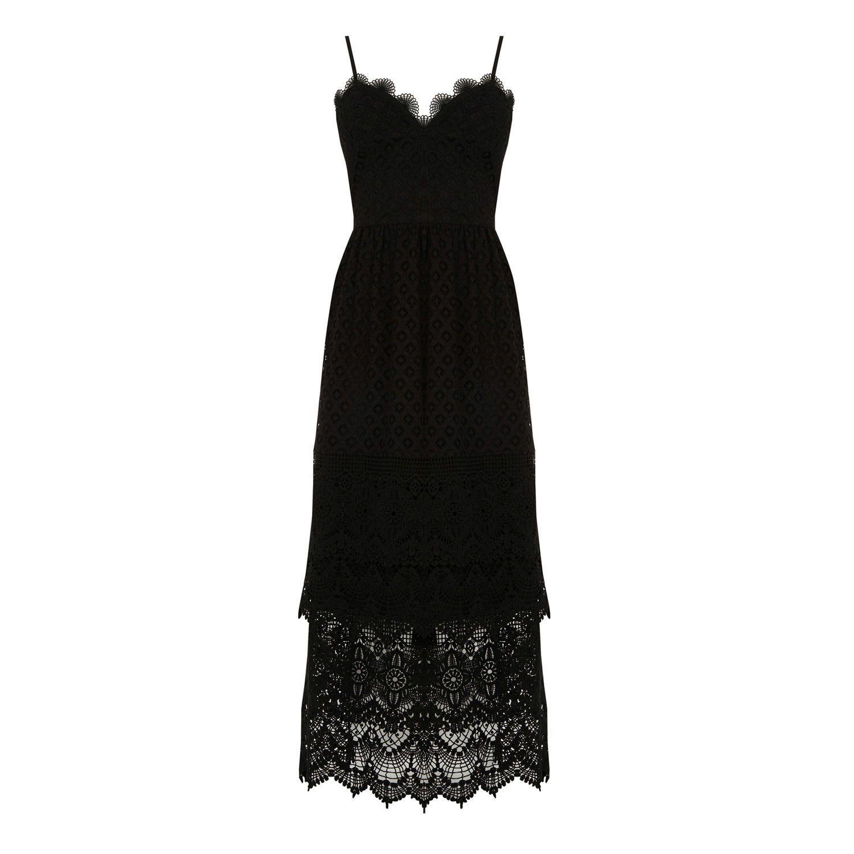 Black dresses for wedding guest   summer wedding guest dresses under   Tiered dress Wedding