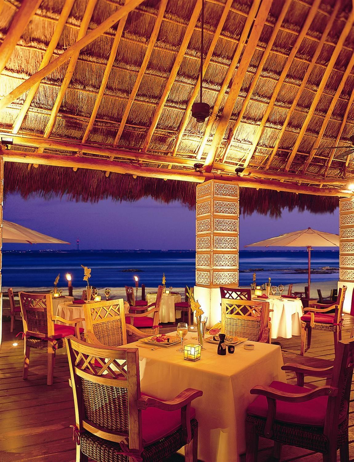 Oceana Restaurant (With images) Cancun all inclusive