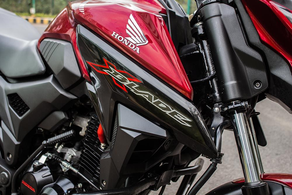 Honda X Blade Abs Launched In India At Rs 87 776 Honda Motorcycle Honda Motorcycles