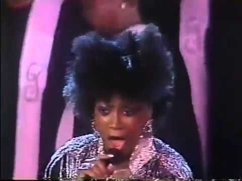 Patti LaBelle - You Are My Friend Live - Look To The Rainbow Tour 1985 (Patti Has Sung This Many Many Times, But She Has Never Gone In Like She Did In This Performance She Was One With The Spirit, The Audience and The Choir FABULOUS!!!!!)