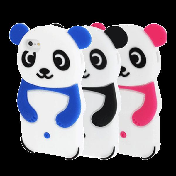coque iphone 5 silicone animaux