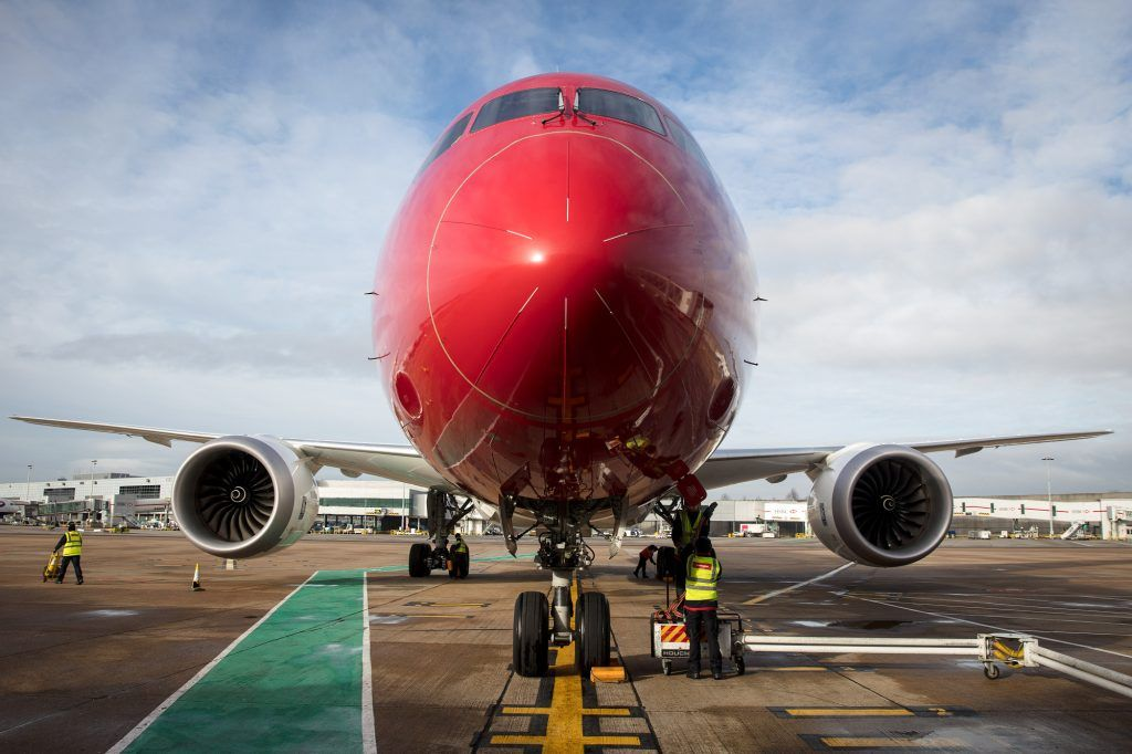 Norwegian Air Sets Record for Fastest Subsonic
