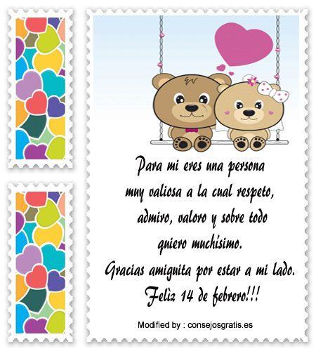 Muy bonitas dedicatorias de amor y amistad para compartir,tarjetas muy  lindas de amors y amistad para enviarle a tus amistades,nuevos pensamientos  de amor y ...