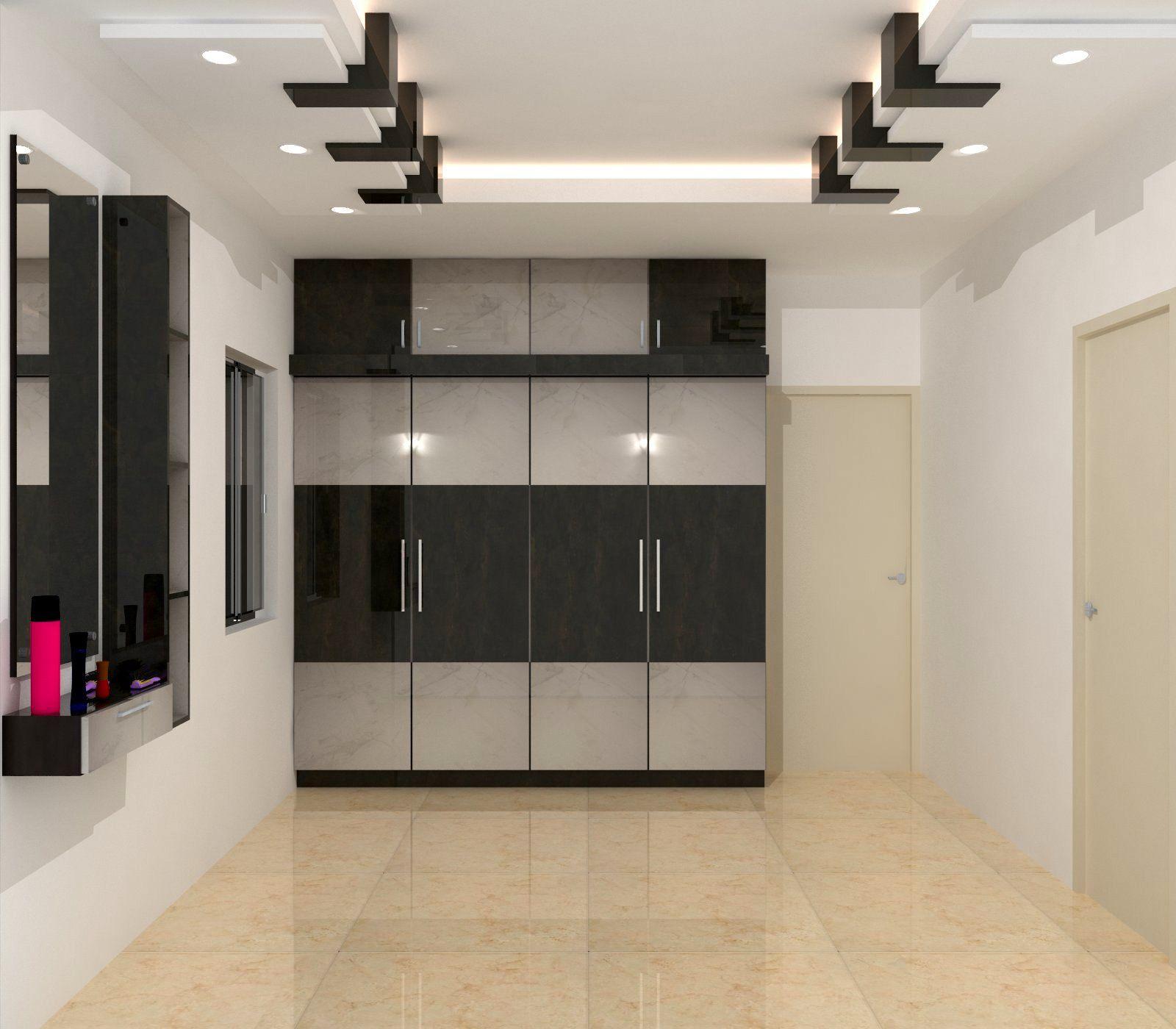 Interior Designers In Vizag Modern Cupboard Design Bedroom Interior Design Modern Ceiling Design Bedroom