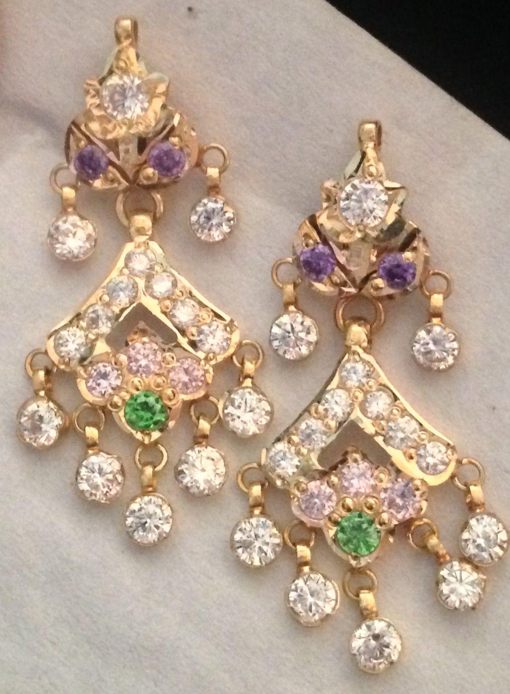 Rajputi gold jewellery \