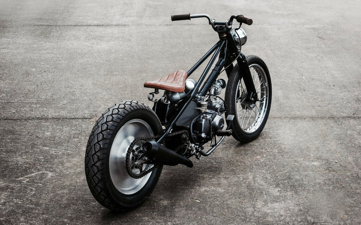 Cafe Racers Scramblers Street Trackers Vintage Bikes And Much