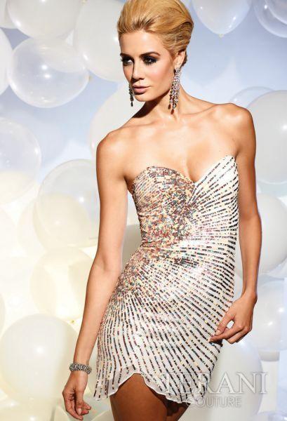 Vestidos cortos de moda ¡20 Diseños espectaculares!