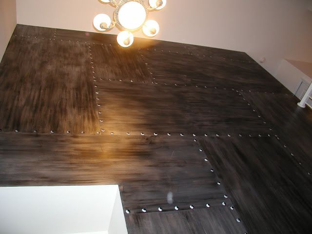 Brushed Metal Wall With Rivets Metal Walls Wine Room Decor Industrial Living