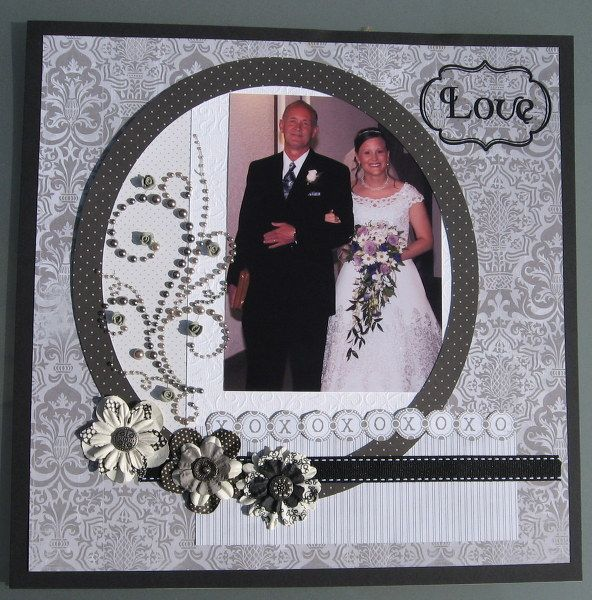 Father of the Bride  Scrapbookcom  Scrapbooking