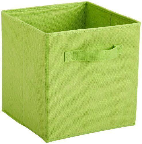 ClosetMaid Cubeicals Fabric Drawer, Green ClosetMaid Cubeicals  Http://smile.amazon.