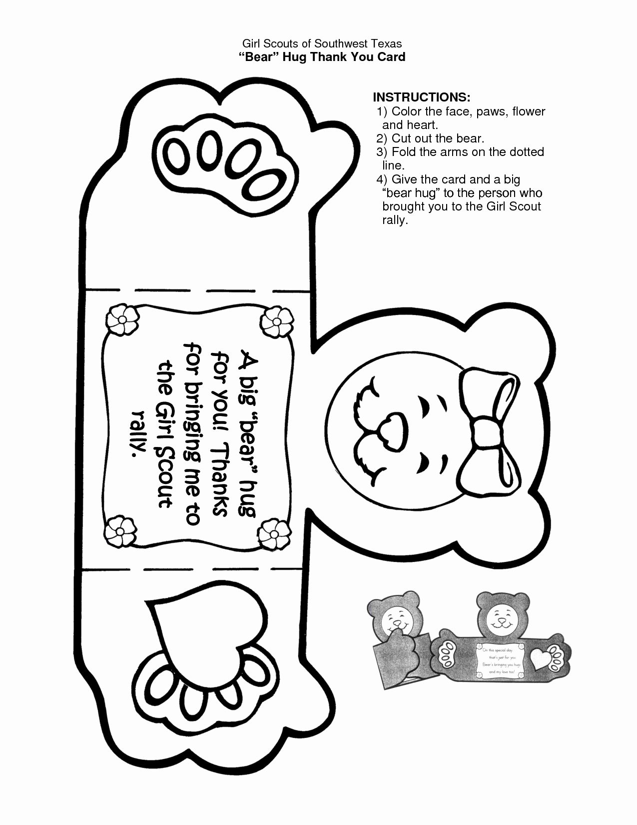 Heart Thank You Coloring Pages For Kids Thank You Card Template Printable Thank You Cards Thank You Cards