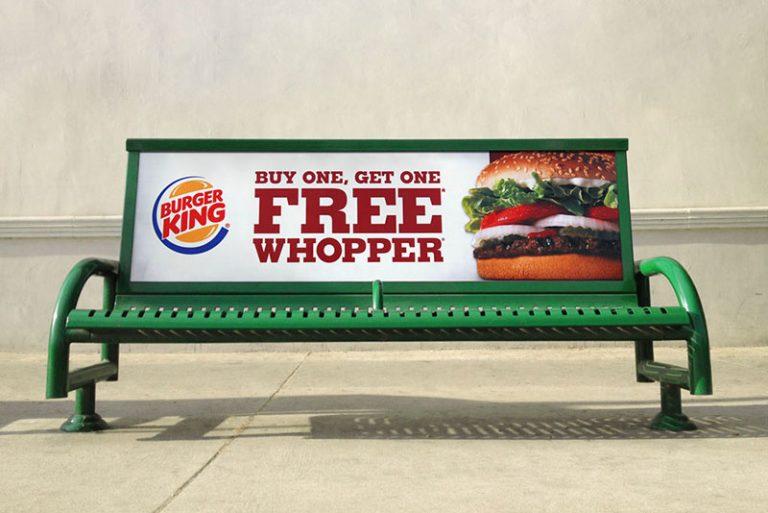 Free Outdoor Advertising Bus Stop Bench Mockup Psd Outdoor Advertising Outdoor Advertising Mockup Mockup Psd
