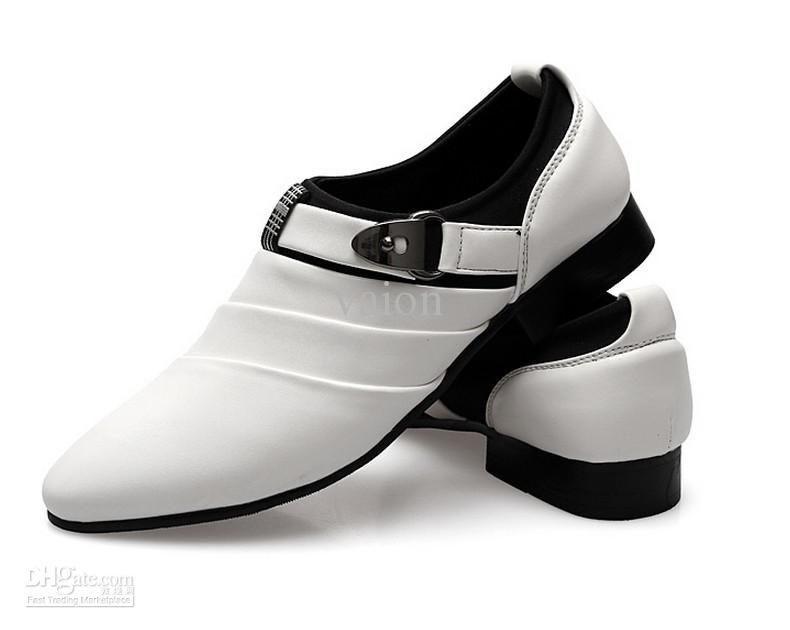 Cool sexy charming Groom shoes men's wedding shoes leather shoes ...