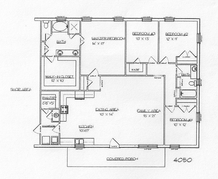 High Resolution Metal Building Homes Plans 9 40x60 Metal Building Home Plans Metal Building House Plans Metal House Plans Barndominium Floor Plans