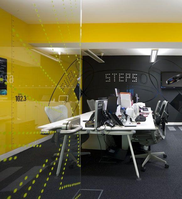 Inside The Designers Studio: Office Tour: Inside Nike's London Offices