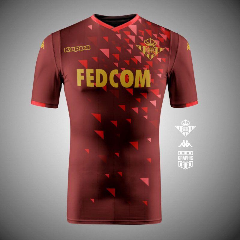 L'AS Monaco Intègre La Kappa Famille. | Mejores camisetas ...