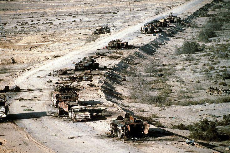 The 1990 1 Gulf War Istoriya