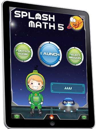 Pin by Splash Math - Fun Math Practice for Kids on Fifth