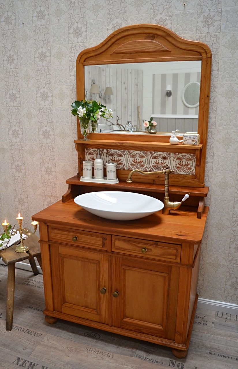 Pin Von Maren Toom Auf Rustikaalne Vannituba Waschtisch Badezimmer Renovieren Bad Einrichten