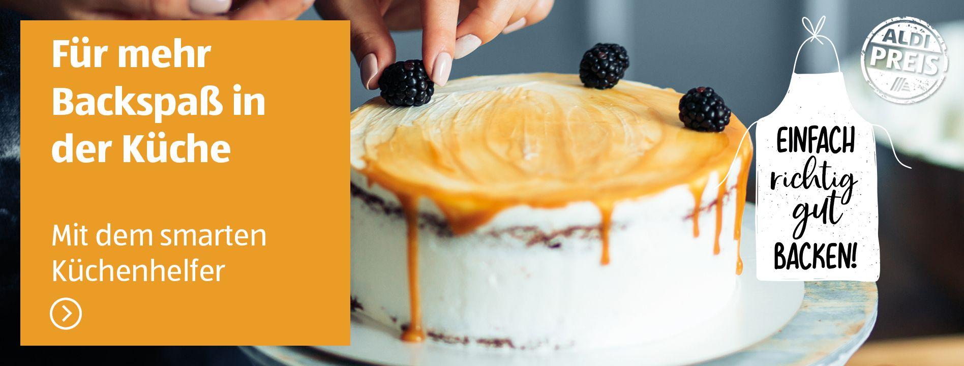 ALDI SÜD - ALDI Küchenmaschine Ambiano: Rezepte   ALDI SÜD ...