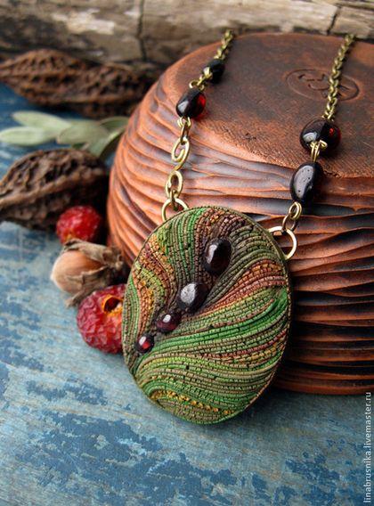 Купить или заказать кулон  Духи леса  в интернет-магазине на Ярмарке  Мастеров. 98abeb1bbda