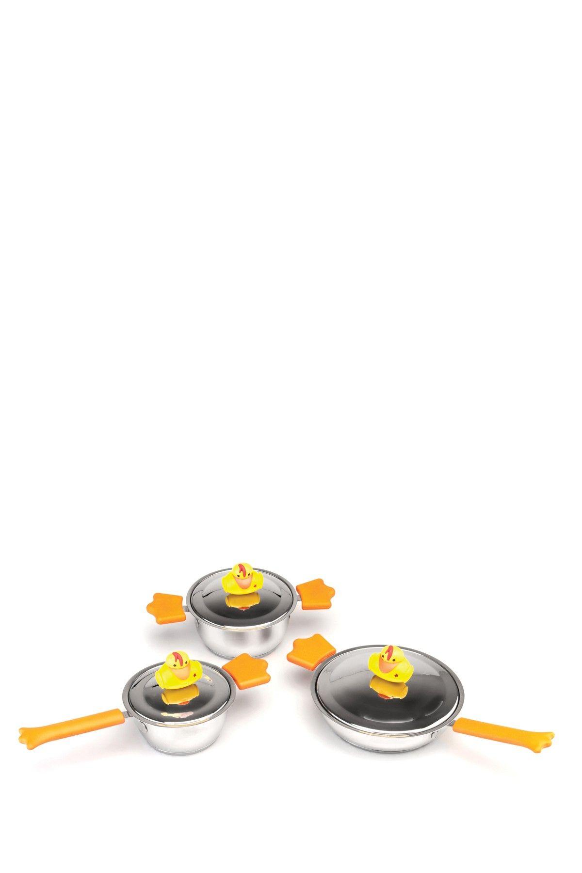 Sheriff Duck 6-Piece Set