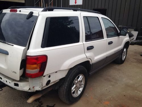 2004 Jeep Grand Cherokee Stock 1509042 For Used Carparts