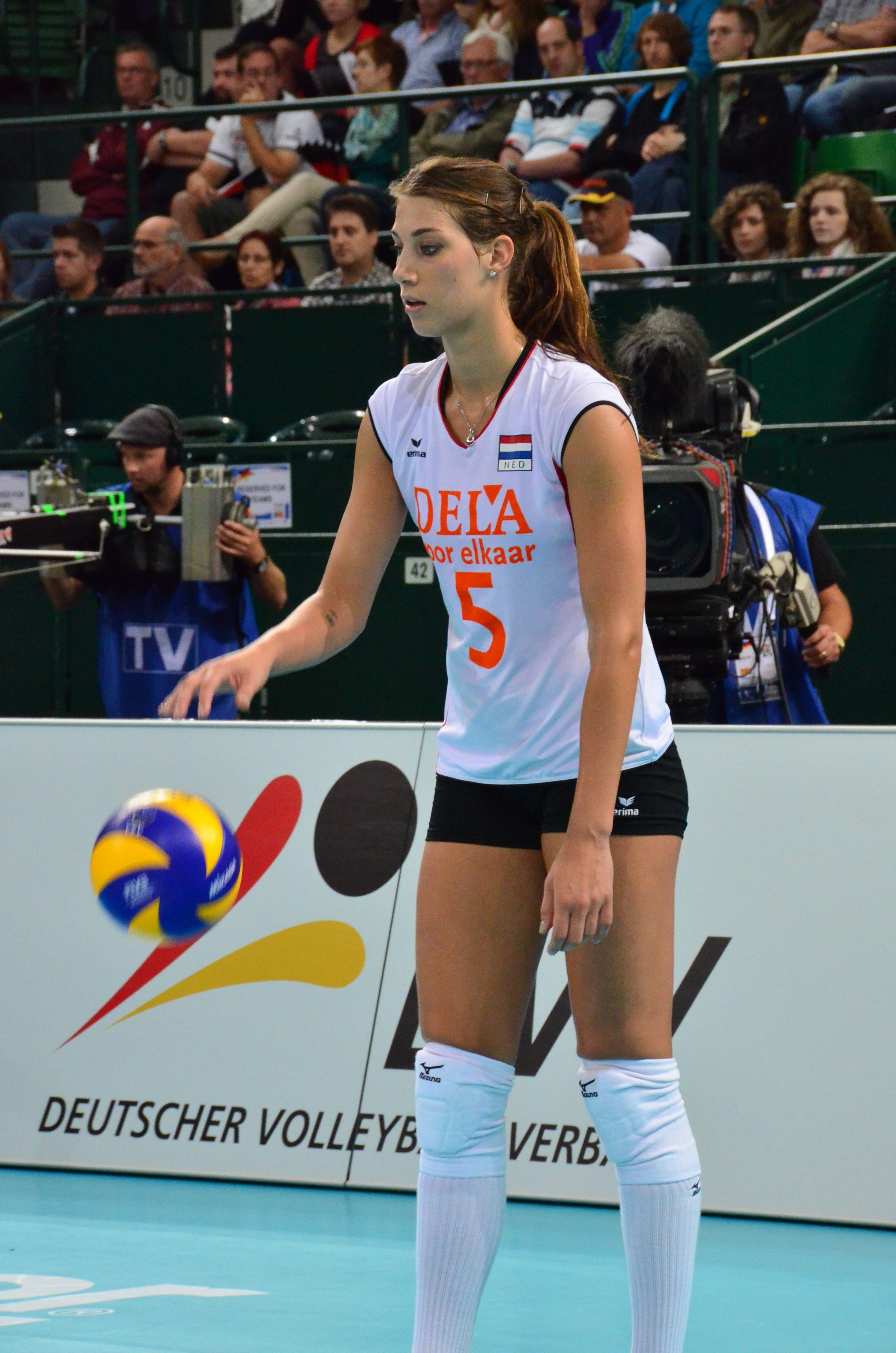 Pin De Rob Koper En Volleyball Jugadoras De Voleibol Deportes Femeninos Volleyball Femenino