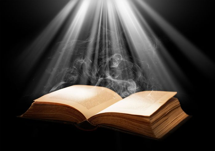 Holy books are books that are sent by god to prophets to show us ...