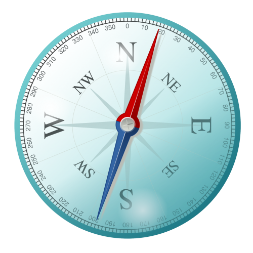 Compass Png Image Cardinal Directions Directions Compass