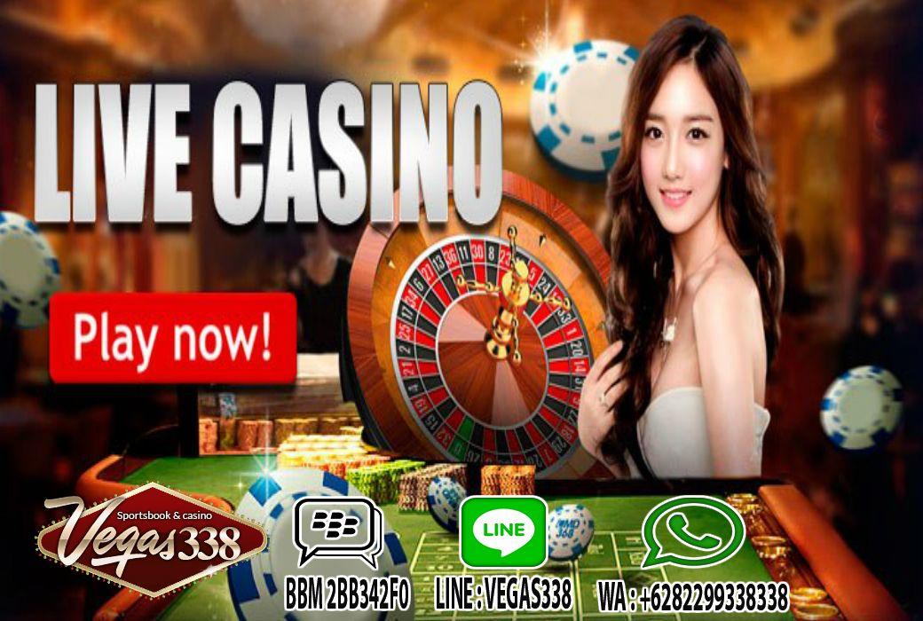 Vegas338 Agen Casino Online Indonesia Terpercaya Live Casino Online Casino Casino
