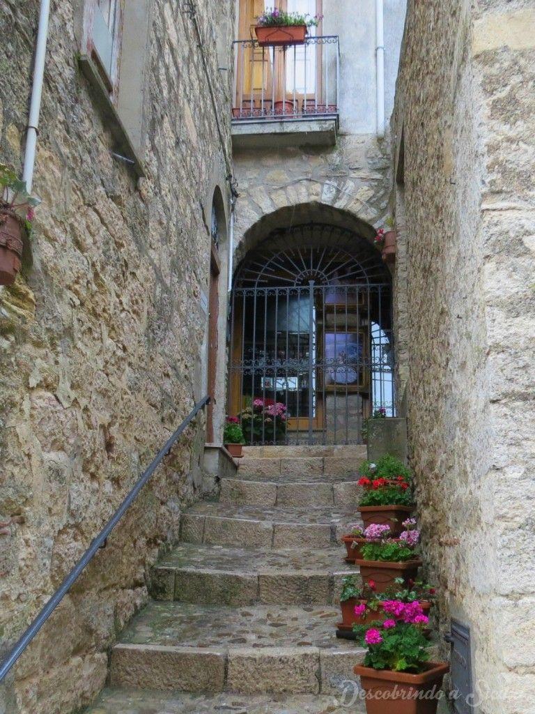 Gangi, Sicília o que tem para ver lá? Interiores, Casas
