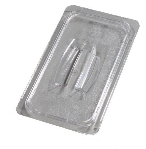 Carlisle 10290U07 Clear 1038 x 638 x 088 TopNotch Universal Handled Lid OneFourth Size Case of 6 *** Find out more details @