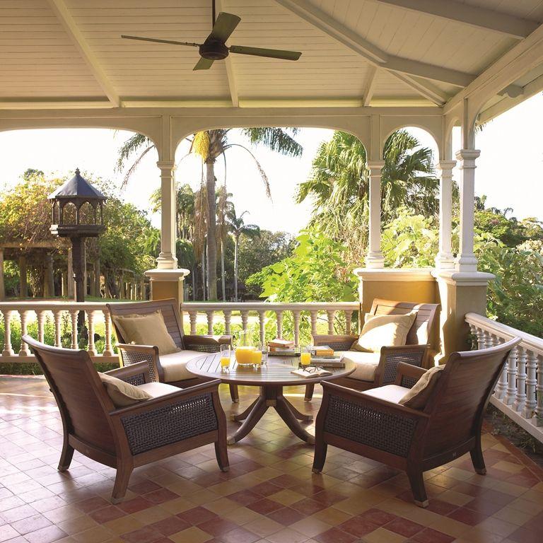 Anassa by Gloster. OutdoorFurniture Florida WestPalm