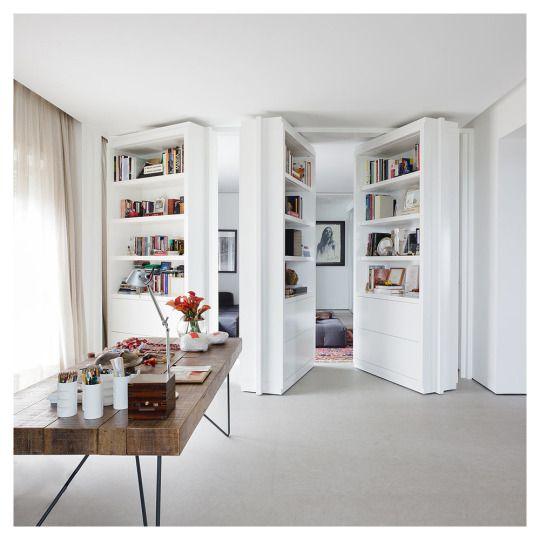 Ideas de decoraci n e interiorismo separar ambientes - Tabiques separadores de ambientes ...