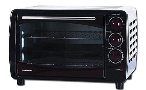 Sharp Eo28lpk 1500watts 28 Liter Toaster Oven 220v Not For Usa