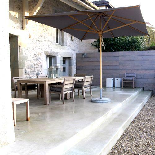 comment nettoyer votre terrasse sans trop d penser. Black Bedroom Furniture Sets. Home Design Ideas