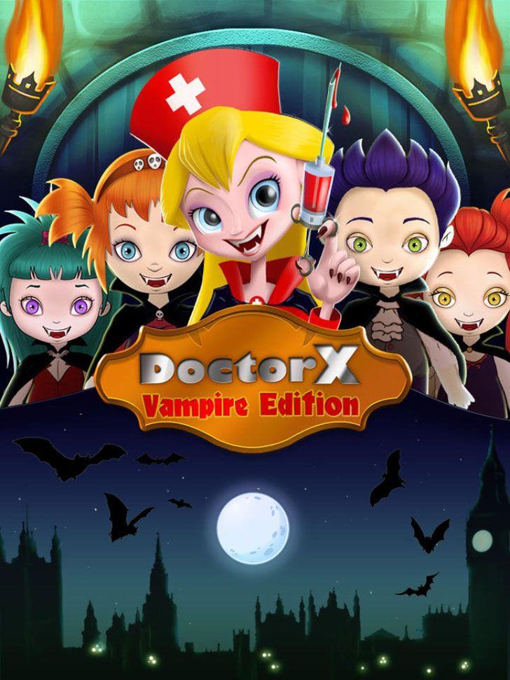 Doctor X Vampire Edition App Free Apps Guide Kids App App Free Apps