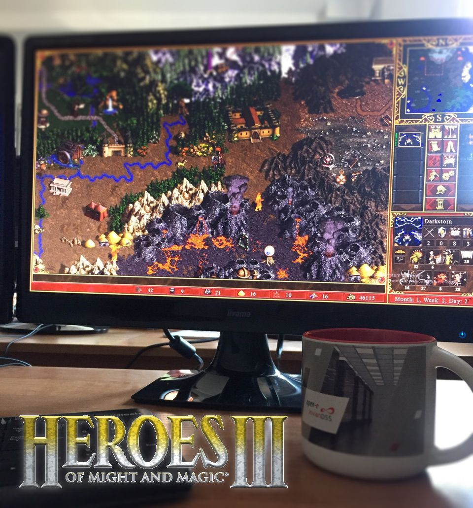 Kitchen Cabinet Design Software Linux Astrologers Proclaim Week Of Heroes Of Might Magic 3 Released 20