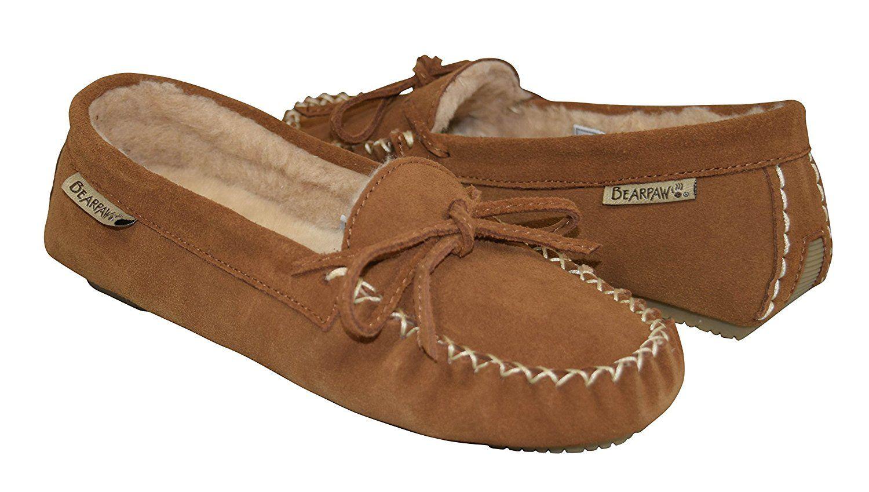 Women's Ashlynn Regular Suede Casual Shoe/Slipper Moccasins