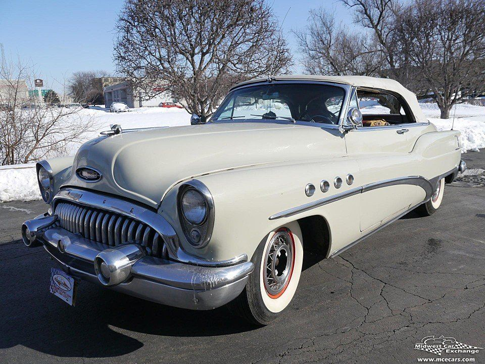1953 Buick Roadmaster for sale near Alsip, Illinois 60803 - Classics ...