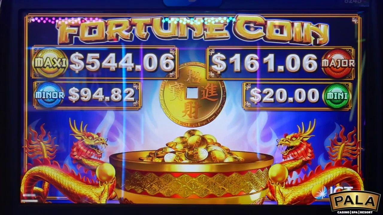 Kawaii Dragons Slot Machine