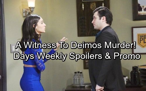 Days Of Our Lives Spoilers Week Of July 10 Stern Warnings