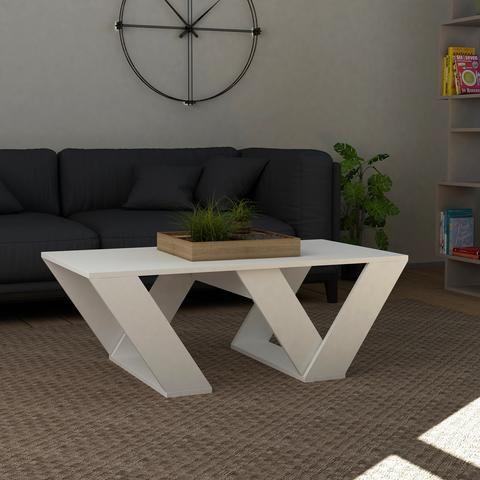 Pipra Coffee Table White Www Modernfurnituredeals Co Uk Coffee