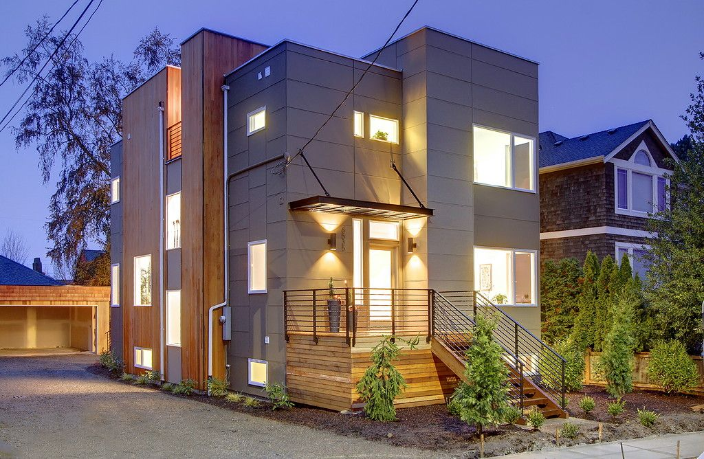 6535 Chapin Place N Seattle Wa 98103 With Images New