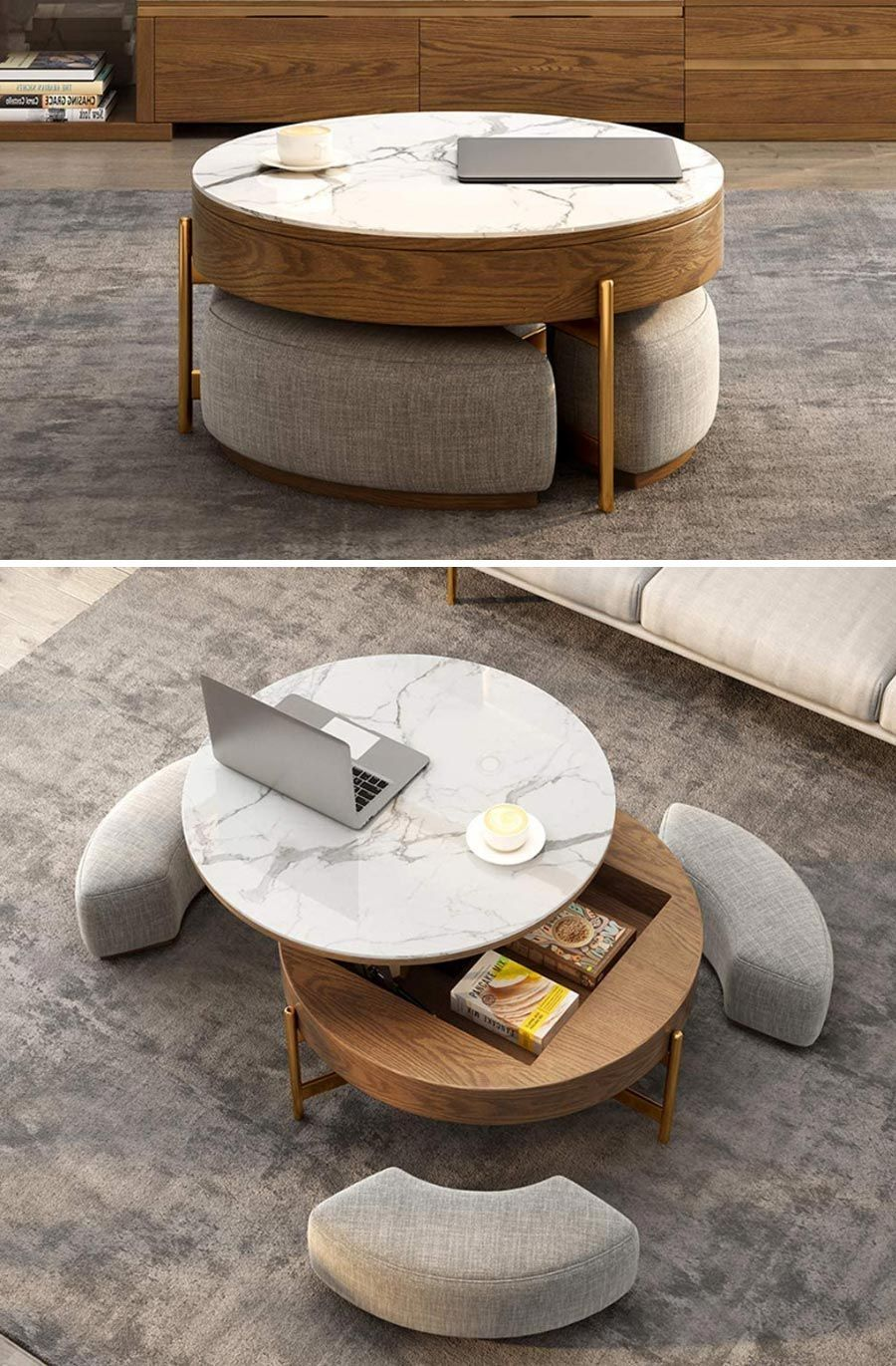 Tp S Best Of The Week 11 Of Cheese And Tennis Balls Tiny Partments Stylish Coffee Table Coffee Table Coffee Table With Storage [ 1371 x 900 Pixel ]