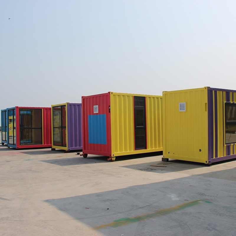 Source Modular 40ft Sea Container House Customized Ocean Container House Free Des Container House Sea Container Homes Shipping Container Home Designs